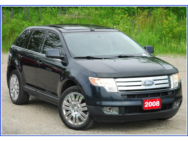 2008 Ford Edge Limited (Stk: 9D3000AX) in Kitchener - Image 2 of 18