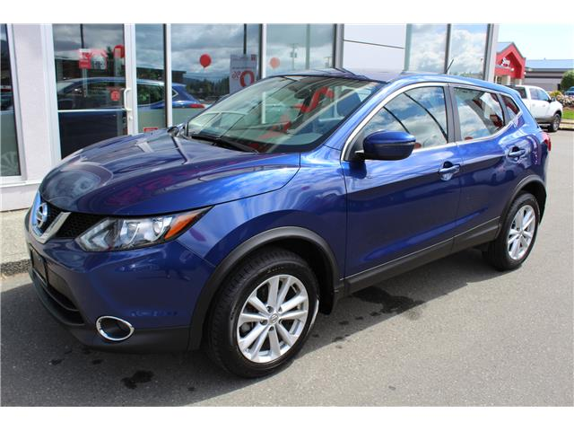 2017 Nissan Qashqai SV (Stk: 9R1763A) in Nanaimo - Image 1 of 9
