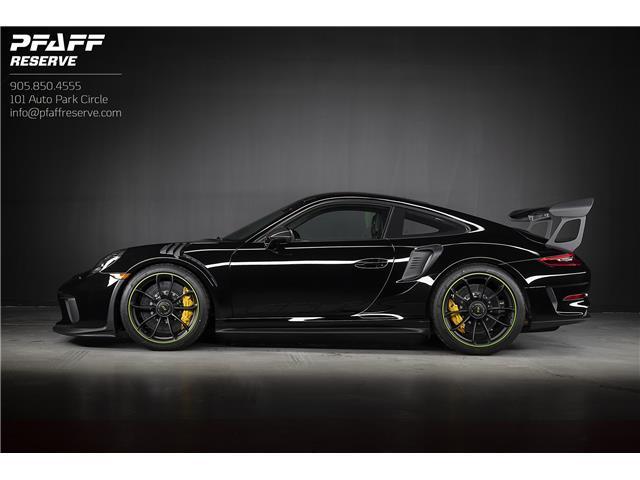 2019 Porsche 911 GT3 RS (Stk: LEASING2) in Woodbridge - Image 1 of 19
