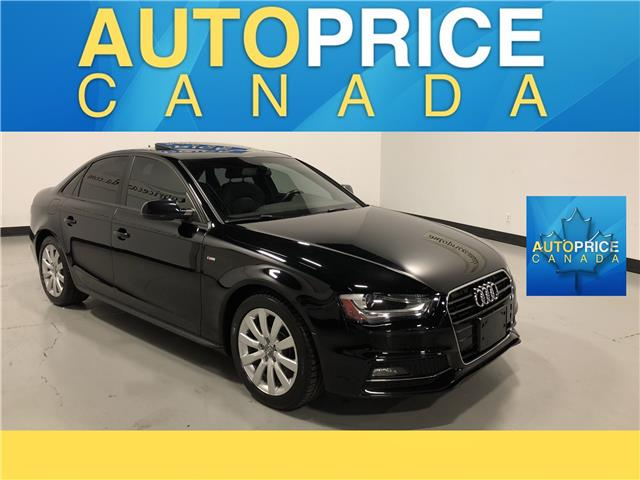 2015 Audi A4 2.0T Komfort plus (Stk: W0439) in Mississauga - Image 1 of 27
