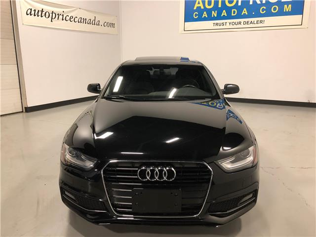 2015 Audi A4 2.0T Komfort plus (Stk: W0439) in Mississauga - Image 2 of 27