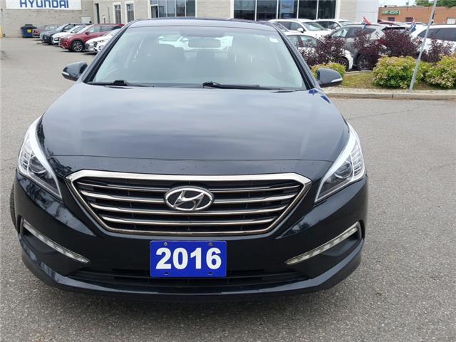 2016 Hyundai Sonata  (Stk: P39678A) in Mississauga - Image 2 of 17