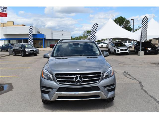 2013 Mercedes-Benz M-Class Base (Stk: PP462) in Saskatoon - Image 2 of 20