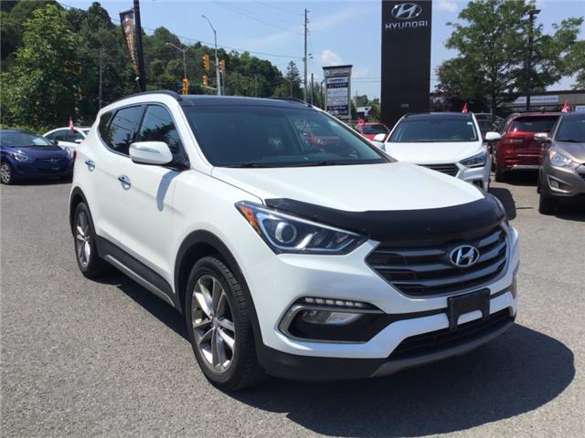 2017 Hyundai Santa Fe Sport 2.0T Limited (Stk: R96025A) in Ottawa - Image 1 of 11