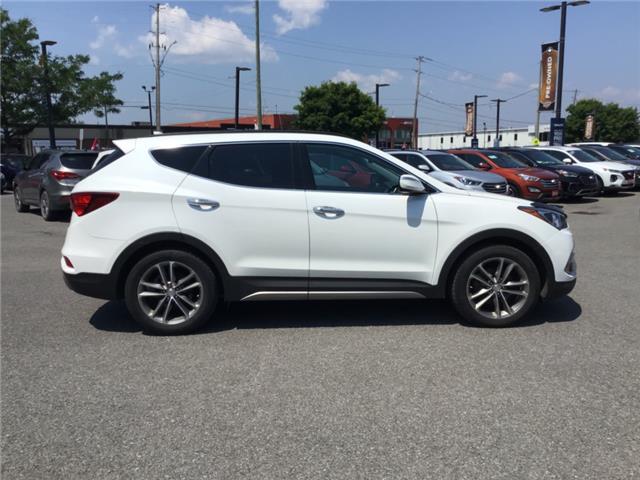 2017 Hyundai Santa Fe Sport 2.0T Limited (Stk: R96025A) in Ottawa - Image 2 of 11