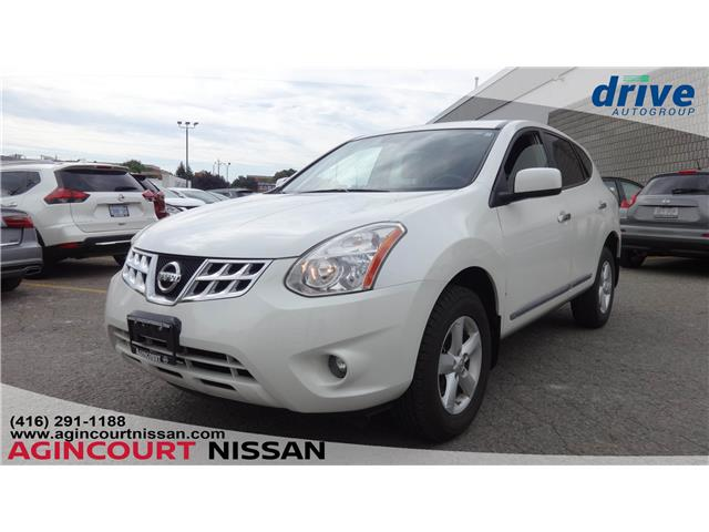2013 Nissan Rogue S (Stk: KL522470A) in Scarborough - Image 1 of 18