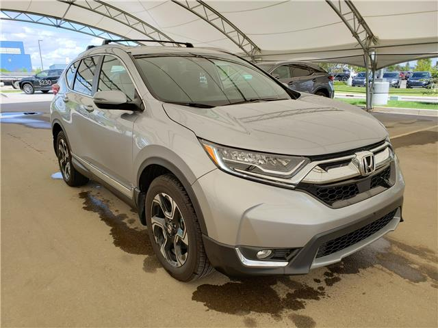2017 Honda CR-V Touring (Stk: L20012A) in Calgary - Image 1 of 2