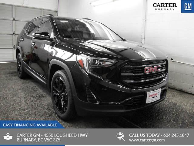 2019 GMC Terrain SLE (Stk: 79-83510) in Burnaby - Image 1 of 13