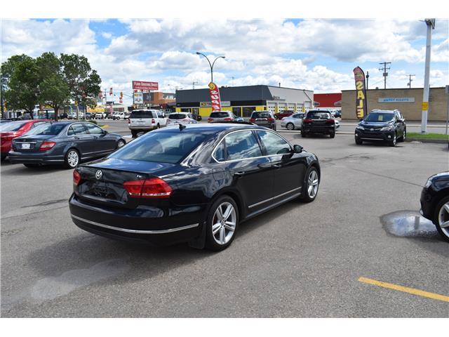 2015 Volkswagen Passat 1.8 TSI Highline (Stk: PP476) in Saskatoon - Image 5 of 19