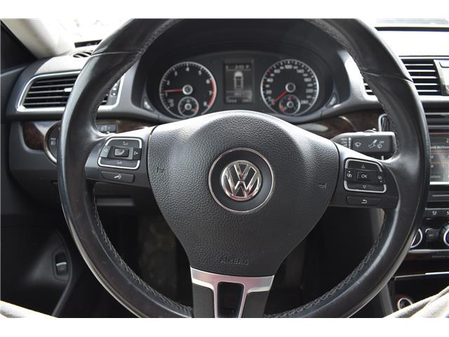 2015 Volkswagen Passat 1.8 TSI Highline (Stk: PP476) in Saskatoon - Image 13 of 19