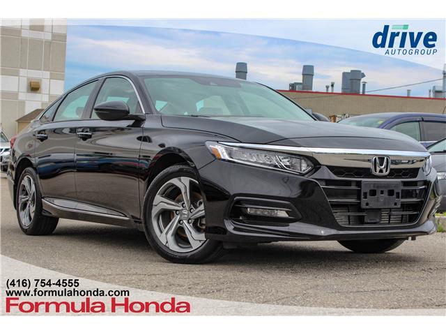 2019 Honda Accord EX-L 1.5T (Stk: 19-0332D) in Scarborough - Image 1 of 31