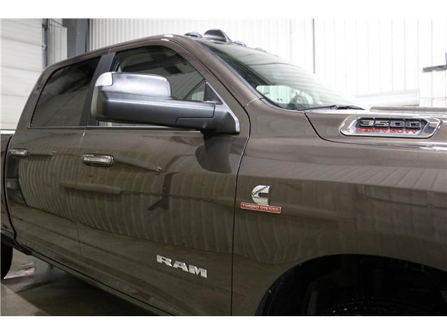 2019 RAM 3500 Big Horn (Stk: KT087) in Rocky Mountain House - Image 4 of 25