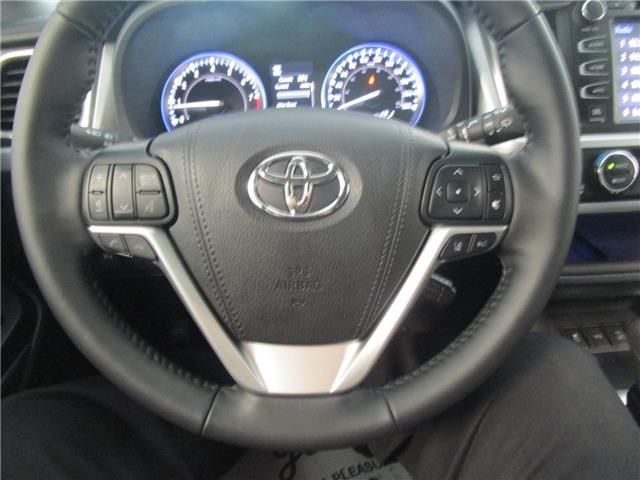2019 Toyota Highlander Limited (Stk: 193384) in Regina - Image 17 of 27