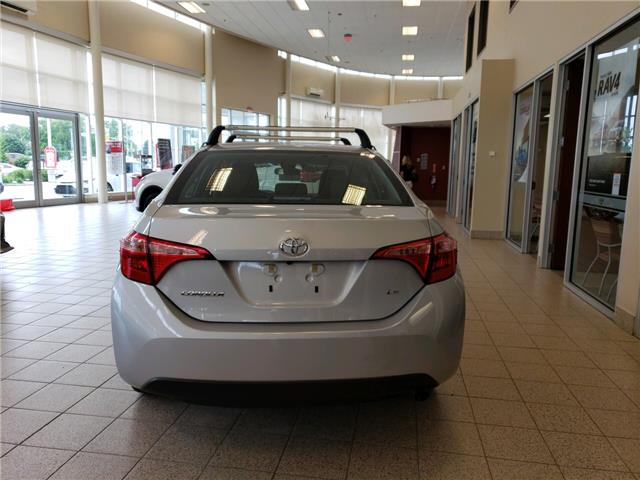 2019 Toyota Corolla LE (Stk: 190188) in Whitchurch-Stouffville - Image 4 of 12