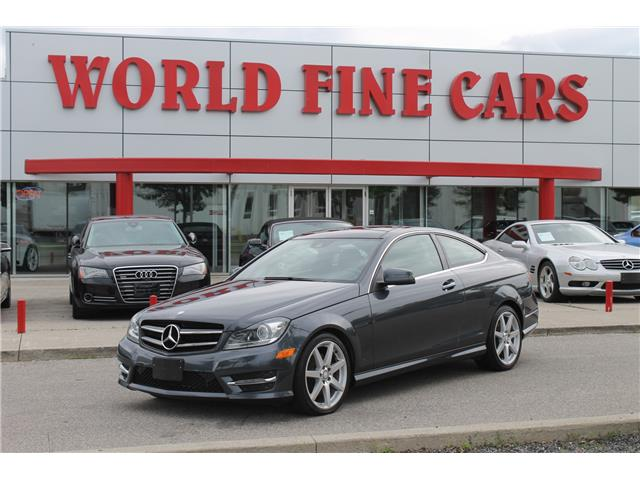 2014 Mercedes-Benz C-Class Base (Stk: 16863) in Toronto - Image 1 of 23