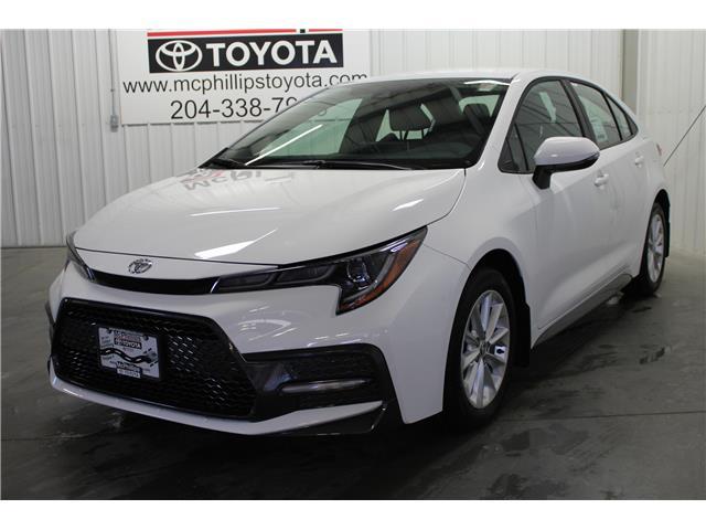 2020 Toyota Corolla SE (Stk: P010794) in Winnipeg - Image 1 of 22