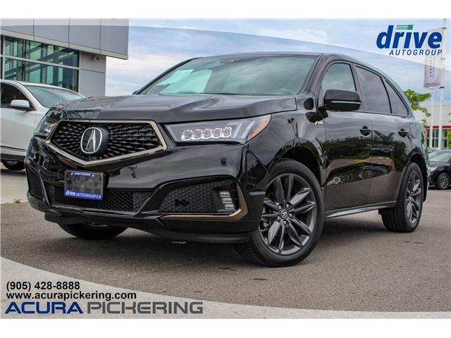 2019 Acura MDX A-Spec 5J8YD4H02KL801292 AT175 in Pickering