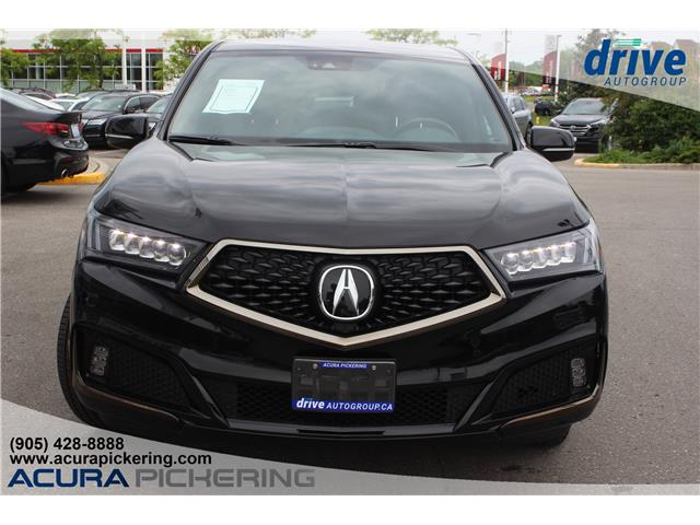 2019 Acura MDX A-Spec (Stk: AT175) in Pickering - Image 3 of 36