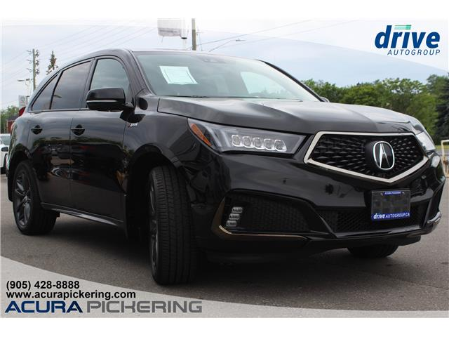 2019 Acura MDX A-Spec (Stk: AT175) in Pickering - Image 4 of 36