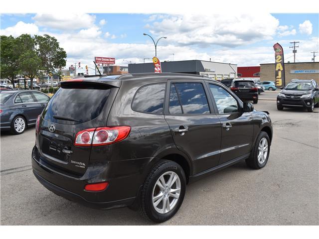 2011 Hyundai Santa Fe Limited 3.5 (Stk: PP478) in Saskatoon - Image 5 of 20