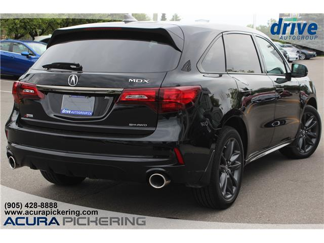 2019 Acura MDX A-Spec (Stk: AT175) in Pickering - Image 5 of 36