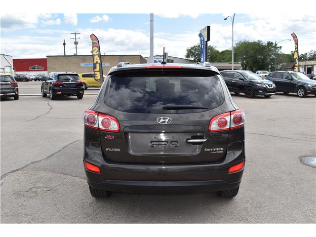 2011 Hyundai Santa Fe Limited 3.5 (Stk: PP478) in Saskatoon - Image 6 of 20