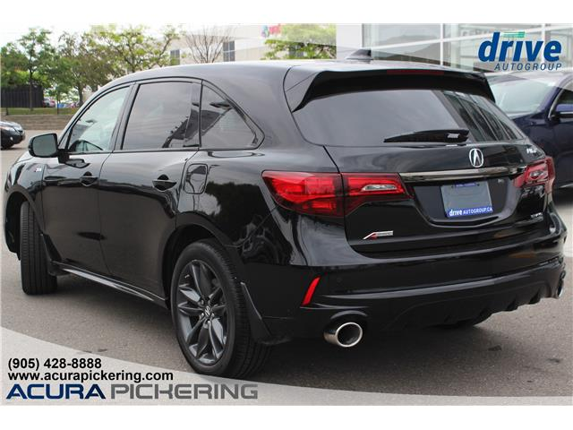 2019 Acura MDX A-Spec (Stk: AT175) in Pickering - Image 7 of 36
