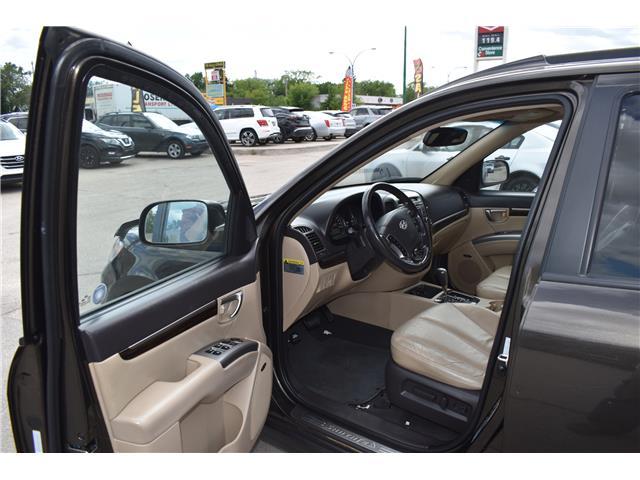 2011 Hyundai Santa Fe Limited 3.5 (Stk: PP478) in Saskatoon - Image 9 of 20