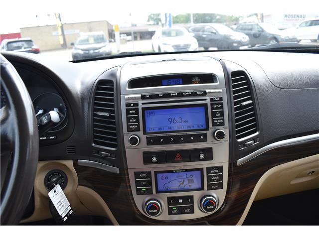2011 Hyundai Santa Fe Limited 3.5 (Stk: PP478) in Saskatoon - Image 11 of 20