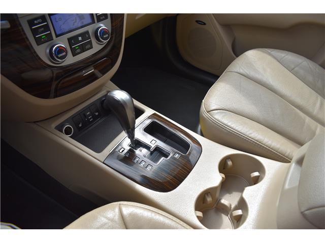 2011 Hyundai Santa Fe Limited 3.5 (Stk: PP478) in Saskatoon - Image 12 of 20