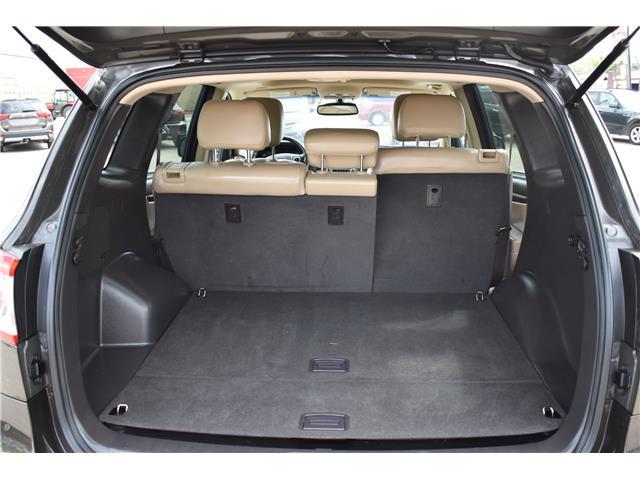 2011 Hyundai Santa Fe Limited 3.5 (Stk: PP478) in Saskatoon - Image 14 of 20