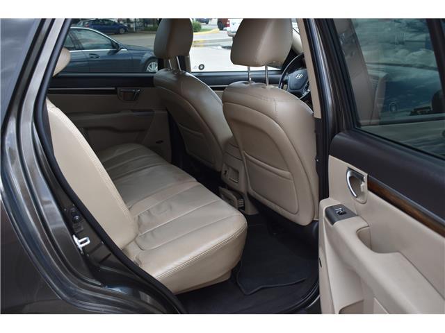 2011 Hyundai Santa Fe Limited 3.5 (Stk: PP478) in Saskatoon - Image 16 of 20