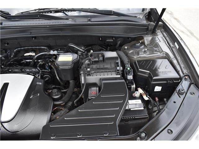 2011 Hyundai Santa Fe Limited 3.5 (Stk: PP478) in Saskatoon - Image 19 of 20