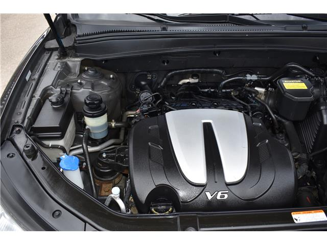 2011 Hyundai Santa Fe Limited 3.5 (Stk: PP478) in Saskatoon - Image 20 of 20