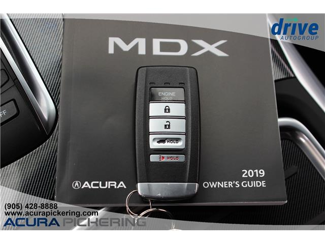 2019 Acura MDX A-Spec (Stk: AT175) in Pickering - Image 36 of 36