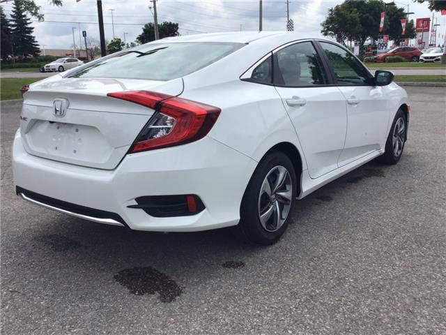 2019 Honda Civic LX (Stk: 19942) in Barrie - Image 5 of 21