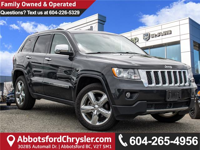 2011 Jeep Grand Cherokee Overland (Stk: K790506A) in Abbotsford - Image 1 of 26