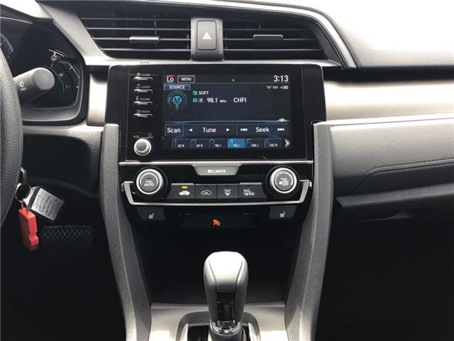 2019 Honda Civic LX (Stk: 191395) in Barrie - Image 17 of 21