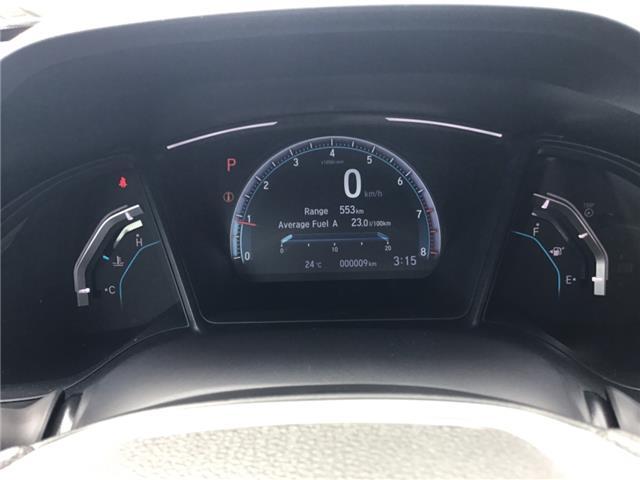2019 Honda Civic LX (Stk: 191395) in Barrie - Image 11 of 21
