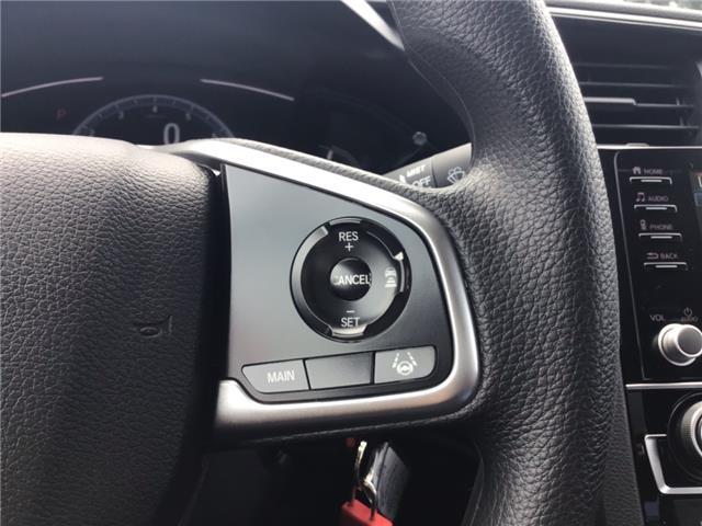 2019 Honda Civic LX (Stk: 191396) in Barrie - Image 10 of 21
