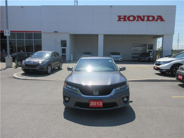 2013 Honda Accord EX-L-NAVI V6 (Stk: 26561A) in Ottawa - Image 2 of 10