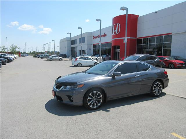 2013 Honda Accord EX-L-NAVI V6 (Stk: 26561A) in Ottawa - Image 1 of 10