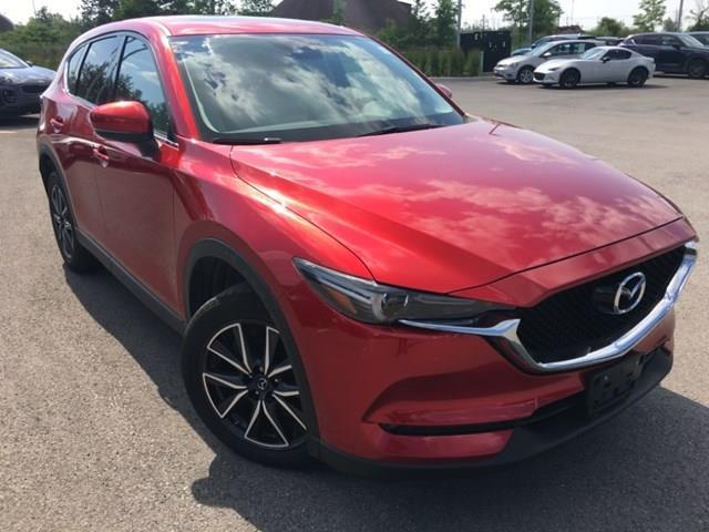2017 Mazda CX-5 GT (Stk: 2299A) in Ottawa - Image 1 of 20