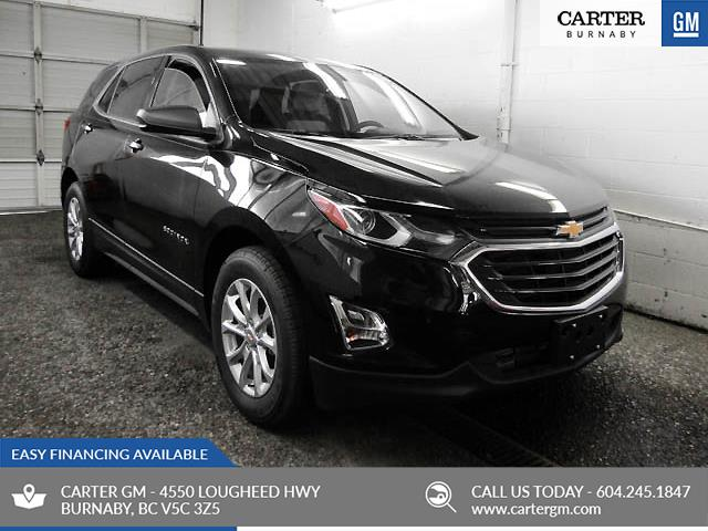 2019 Chevrolet Equinox LS (Stk: Q9-90020) in Burnaby - Image 1 of 12