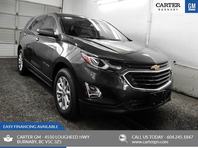 2019 Chevrolet Equinox LS (Stk: Q9-75230) in Burnaby - Image 1 of 13