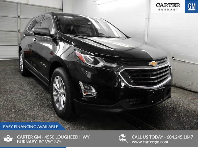 2019 Chevrolet Equinox LS (Stk: Q9-87370) in Burnaby - Image 1 of 12