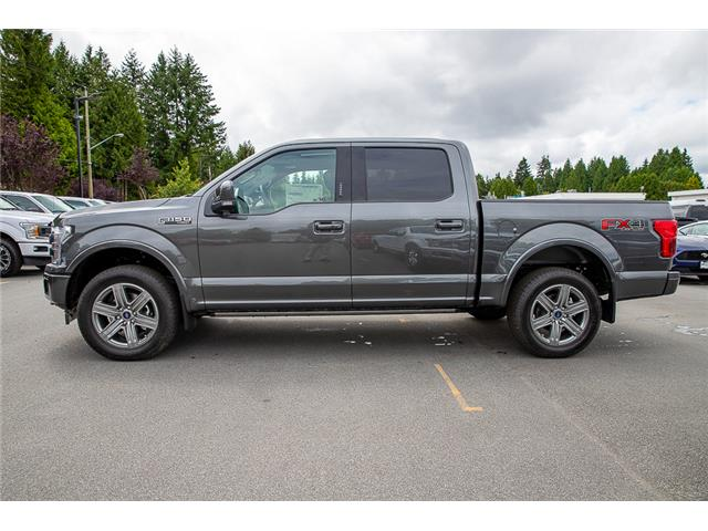 2019 Ford F-150 Lariat (Stk: 9F13148) in Vancouver - Image 4 of 28