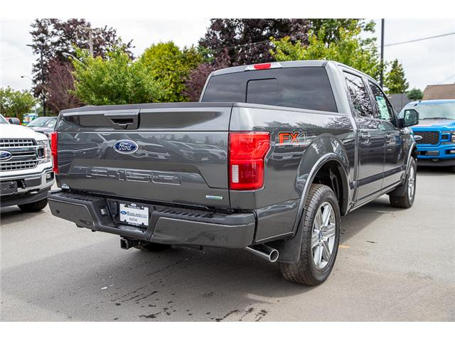 2019 Ford F-150 Lariat (Stk: 9F13148) in Vancouver - Image 7 of 28