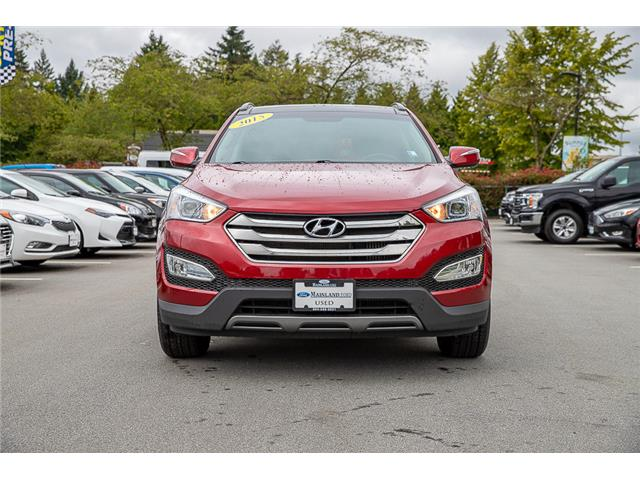 2015 Hyundai Santa Fe Sport 2.0T SE (Stk: 9F18747A) in Vancouver - Image 2 of 28