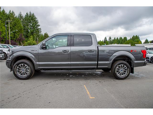 2019 Ford F-150 Lariat (Stk: 9F14585) in Vancouver - Image 4 of 30